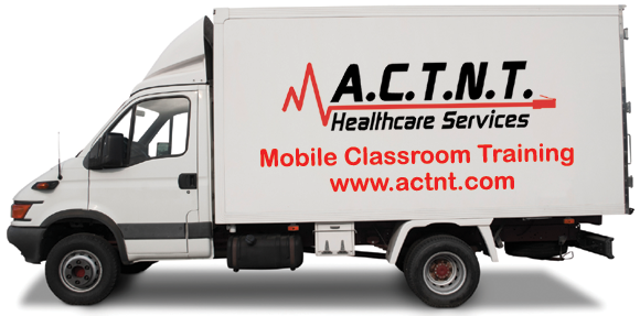 American Heart Association Course Mobile Classroom