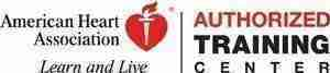 American Heart Association Authorized Training Center Logo
