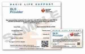 Basic Life Support eCard