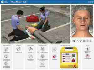 American Heart Association BLS e-learning course