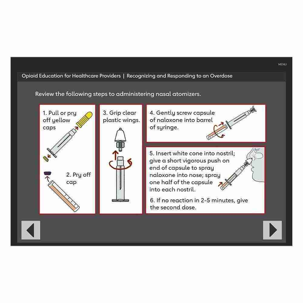 American Heart Association Opioid Education e-learning course for healthcare providers